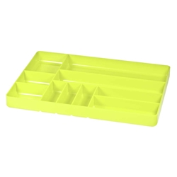 5017HV Ten Compartment Organizer Tray-HIVIZ