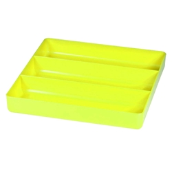 5023HV Three Compartment Organizer Tray-HIVIZ