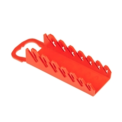 5072 GRIPPER Stubby Wrench Organizers-Red - 7 Tool