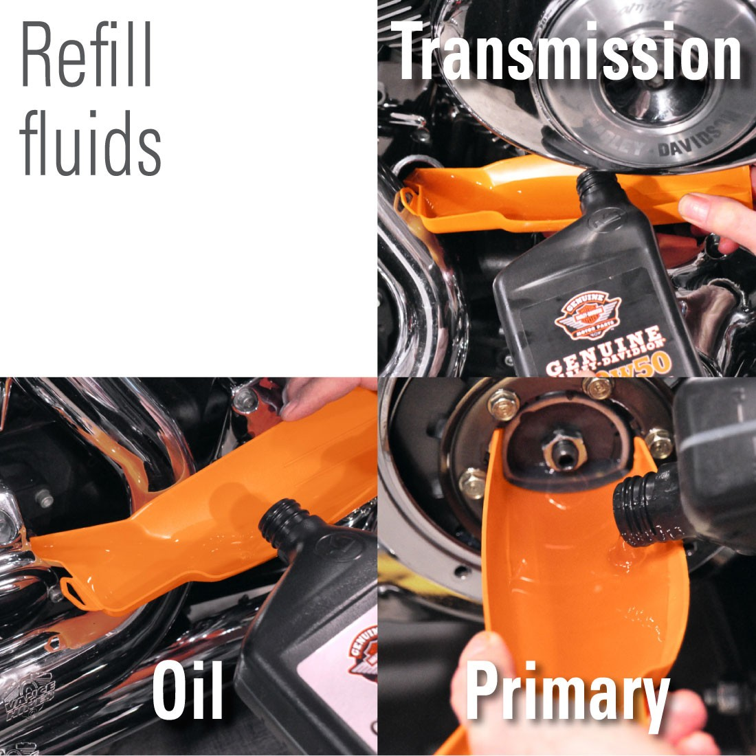 Harley Davidson Oil Filter Funnel