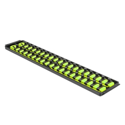 "2 Rail Twist Lock Socket Boss 18"" - HIVIZ"