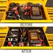 Toolbox Drawer Divider