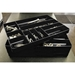 5011 Ten Compartment Organizer Tray-Black - 5011
