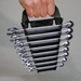 Gripper Wrench Organizer transportable