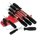 5090 Screwdriver Organizer Tray-Red - 5090