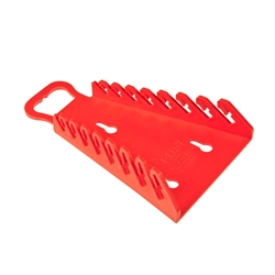 5146 GRIPPER Reverse Wrench Organizers-Red - 8 Tool