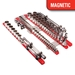 8470 Magnetic Twist Lock Complete Socket System - Red - 8470