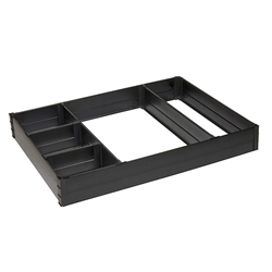 "4301 2.9"" Drawer Divider II – 5 Compartment tool box organizers, rolling tool box, tool storage, tool box drawer dividers, drawer dividers, tool box drawer organizer, tool box drawer organizers, tool drawer organizer, tool box dividers, tool chest organizer, tool chest drawer organizer, tool box organizer,"