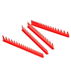 6014 40 Tool SPACE SAVER Wrench Rail Organizers - Red